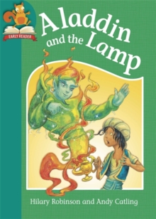 Aladdin and the Lamp, Paperback Book