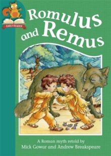 Must Know Stories: Level 2: Romulus and Remus, Paperback / softback Book