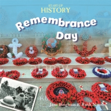 Start-Up History: Remembrance Day, Hardback Book