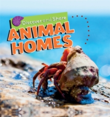 Discover and Share: Animal Homes, Paperback Book