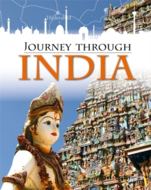 Journey Through: India, Hardback Book