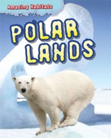 Amazing Habitats: Polar Lands, Paperback / softback Book