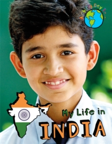 A Child's Day In...: My Life in India, Hardback Book