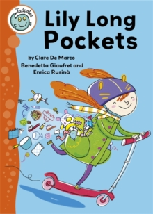 Lily Long Pockets, Paperback Book