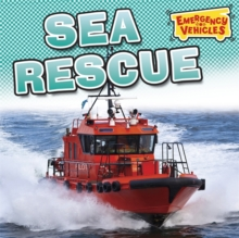 Emergency Vehicles: Sea Rescue, Paperback / softback Book