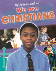 We are Christians, Paperback Book
