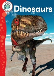 Tadpoles Learners: Dinosaurs, Paperback / softback Book