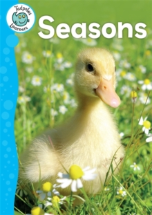Tadpoles Learners: Seasons, Hardback Book