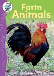 Tadpoles Learners: Farm Animals, Hardback Book