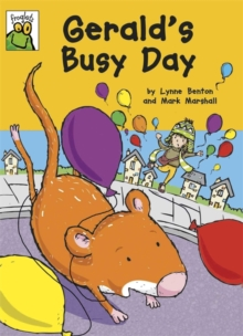 Froglets: Gerald's Busy Day, Paperback / softback Book