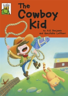 Froglets: The Cowboy Kid, Paperback Book