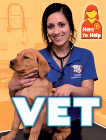 Here to Help: Vet, Paperback / softback Book