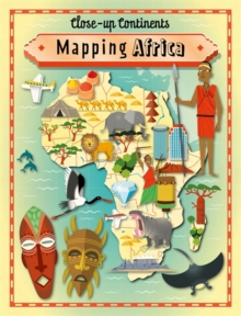 Close-up Continents: Mapping Africa, Hardback Book