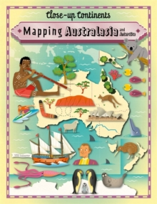 Mapping Australasia and Antarctica, Paperback Book