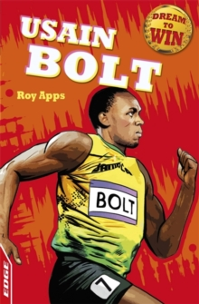 EDGE: Dream to Win: Usain Bolt, Paperback Book