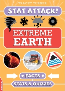 EDGE: Stat Attack: Extreme Earth Facts, Stats and Quizzes, Hardback Book