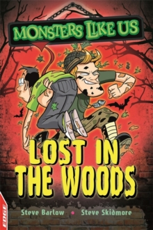 EDGE: Monsters Like Us: Lost in the Woods, Paperback / softback Book