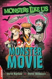 EDGE: Monsters Like Us: Monster Movie, Paperback / softback Book
