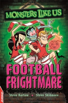 EDGE: Monsters Like Us: Football Frightmare, Paperback Book