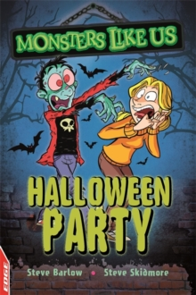 Halloween Party, Paperback Book