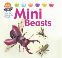 Nora the Naturalist's Animals: Minibeasts, Hardback Book
