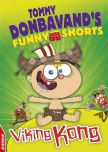 EDGE: Tommy Donbavand's Funny Shorts: Viking Kong, Paperback / softback Book