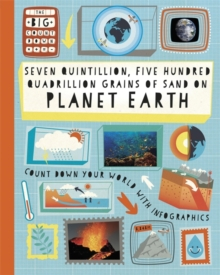 The Big Countdown: Seven Quintillion, Five Hundred Quadrillion Grains of Sand on Planet Earth, Paperback Book