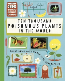 The Big Countdown: Ten Thousand Poisonous Plants in the World, Paperback Book