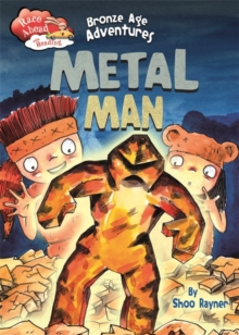 Race Ahead With Reading: Bronze Age Adventures: Metal Man, Paperback Book