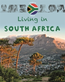 Living in: Africa: South Africa, Hardback Book