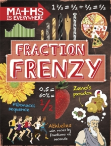 Maths is Everywhere: Fraction Frenzy : Fractions and decimals, Hardback Book