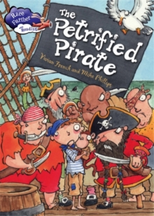 Race Further with Reading: The Petrified Pirate, Hardback Book