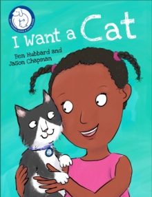 Battersea Dogs & Cats Home: I Want a Cat, Hardback Book