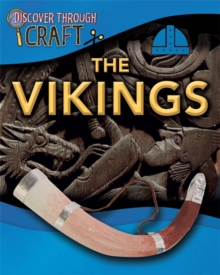 Discover Through Craft: The Vikings, Hardback Book
