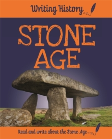 Writing History: Stone Age, Hardback Book