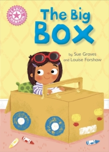 Reading Champion: The Big Box : Independent Reading Pink 1B, Paperback / softback Book