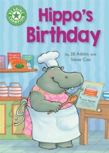Reading Champion: Hippo's Birthday : Independent Reading Green 5, Hardback Book