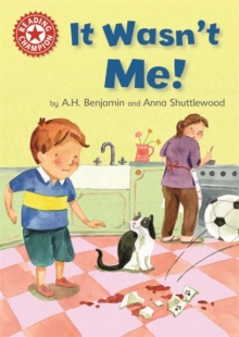 Reading Champion: It Wasn't Me! : Independent Reading Red 2, Paperback Book