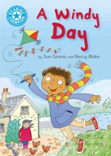 Reading Champion: A Windy Day : Independent Reading Blue 4, Paperback / softback Book