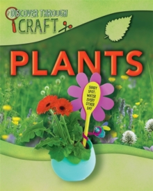 Discover Through Craft: Plants, Paperback Book