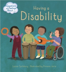 Questions and Feelings About: Having a Disability, Paperback / softback Book