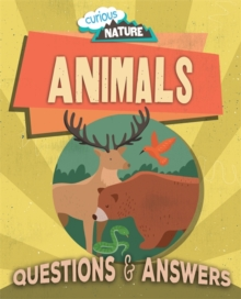 Curious Nature: Animals, Hardback Book