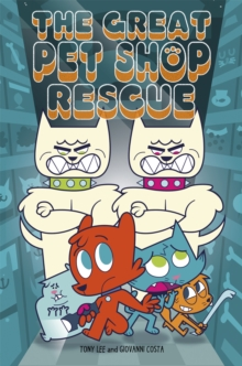 EDGE: Bandit Graphics: The Great Pet Shop Rescue, Hardback Book