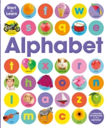 Start To Learn: Alphabet, Paperback Book