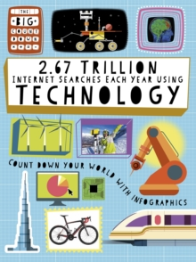 The Big Countdown: 2.67 Trillion Internet Searches Each Year Using Technology, Hardback Book