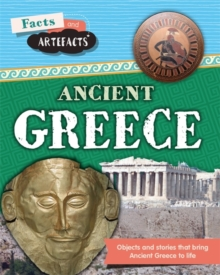 Facts and Artefacts: Ancient Greece, Hardback Book
