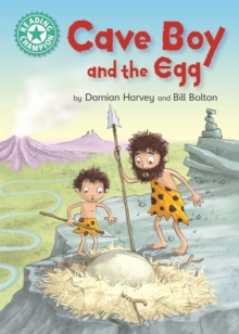Reading Champion: Cave Boy and the Egg : Independent Reading Turquoise 7, Paperback / softback Book