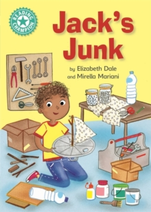 Reading Champion: Jack's Junk : Independent Reading Turquoise 7, Hardback Book