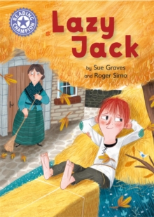 Reading Champion: Lazy Jack : Independent Reading Purple 8, Hardback Book