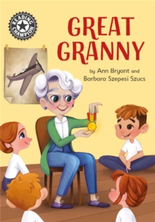 Reading Champion: Great Granny : Independent Reading 12, Hardback Book